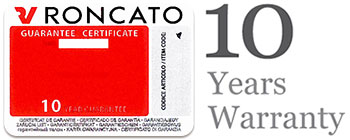 GUARANTEE CERTIFICATE 10years Warranty